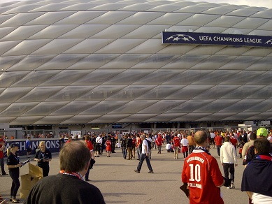 Champions League Stadium