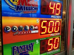 Powerball machine